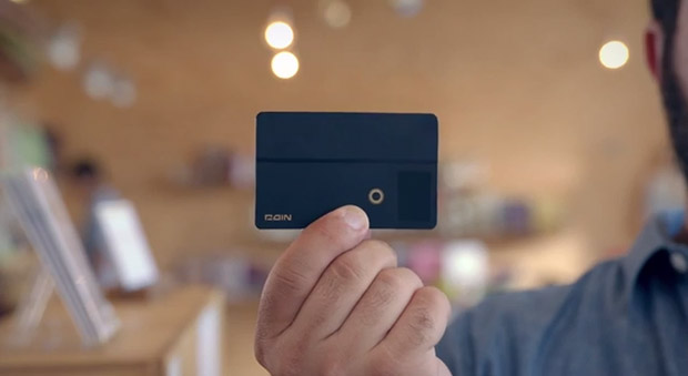 Coin credit card