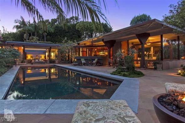 Gwyneth Paltrow Malibu Mansion