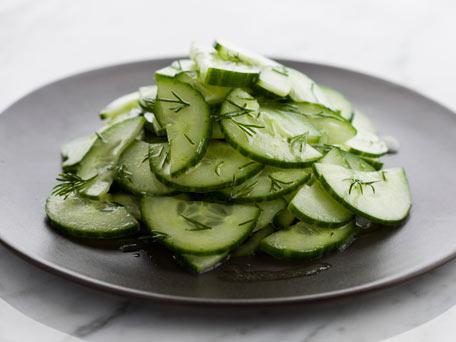 Dill salad recipes