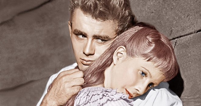 EAST OF EDEN, James Dean, Julie Harris, 1955