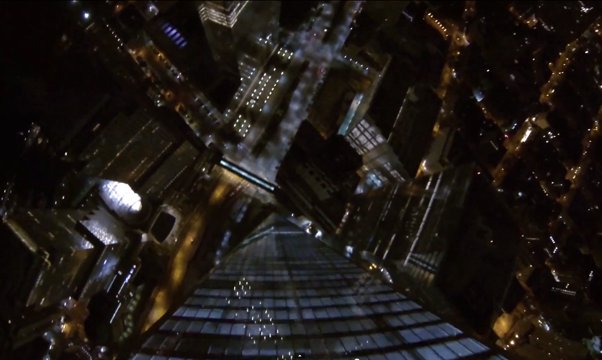 One World Trade Center BASE jump New York City Freedom Tower
