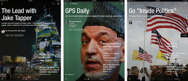 CNN magazines on Flipboard