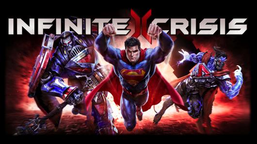 Infinite Crisis Supermen