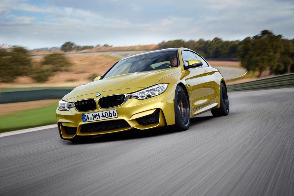 BMW M3, BMW M4, BMW M3 Limousine, BMW M4 Coupé, revealed, debüt, premiere, video, photos, fotos, Bilder, M3, M4, BMW M3,  2014, 2015
