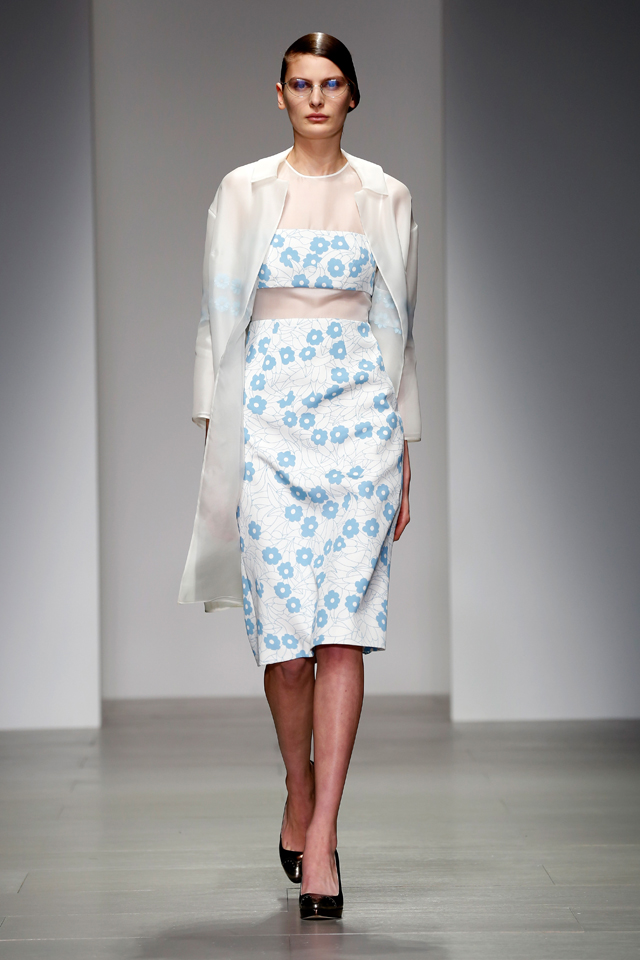 Holly Fulton London Fashion Week 2014
