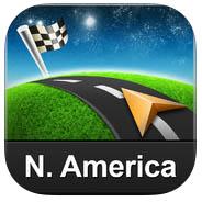 Sygic North America 2014 map free download apk
