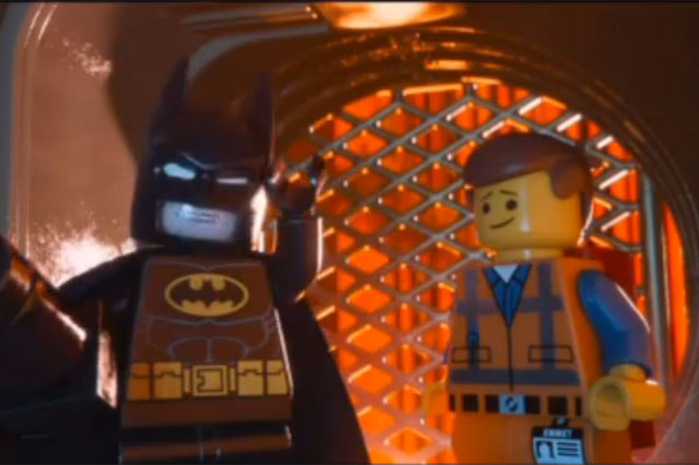 LEGO Movie bloopers video