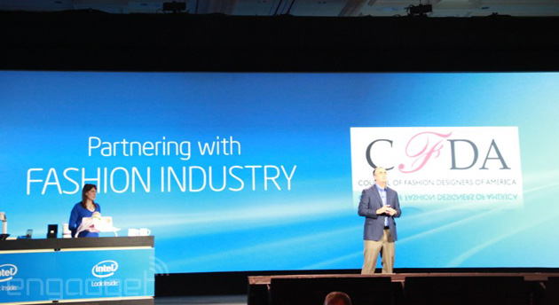 Intel reveals its partnership with the fashion industry