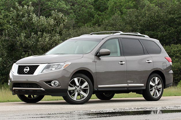 Long-term 2013 Nissan Pathfinder