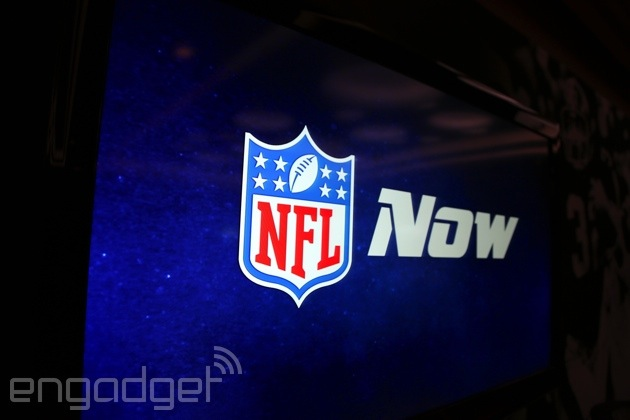 NFL Now available to Apple TV-owning football fanatics
