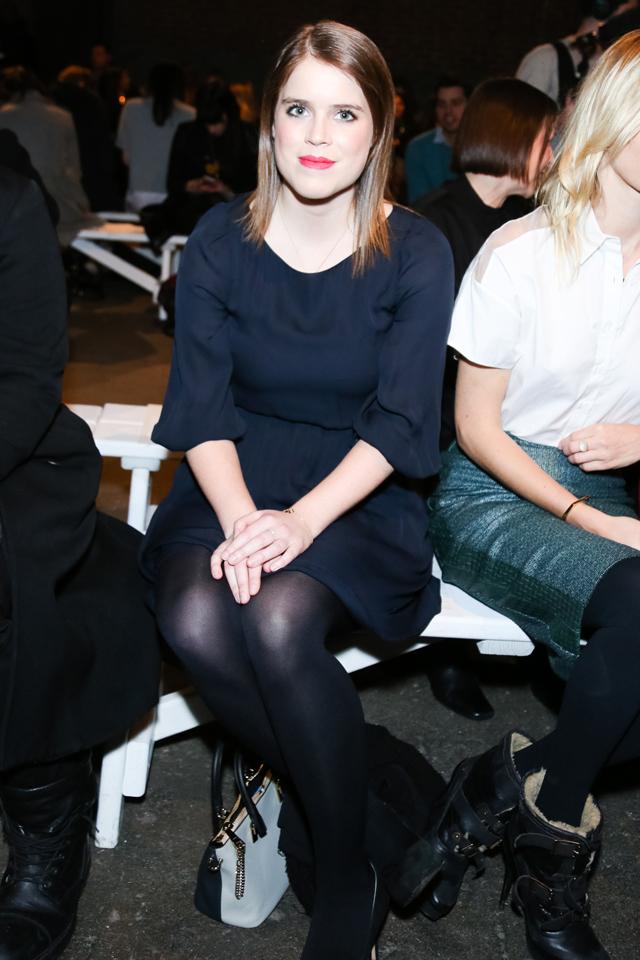 Princess Eugenie New York Fashion Week