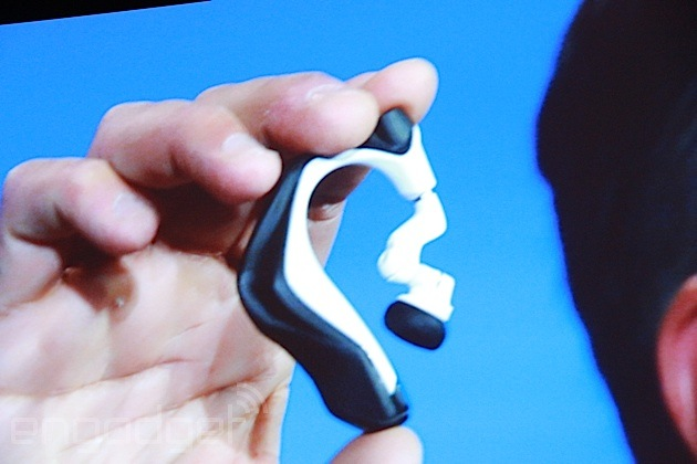 Jarvis is Intel's smart earpiece, and it takes on Google Glass without a screen