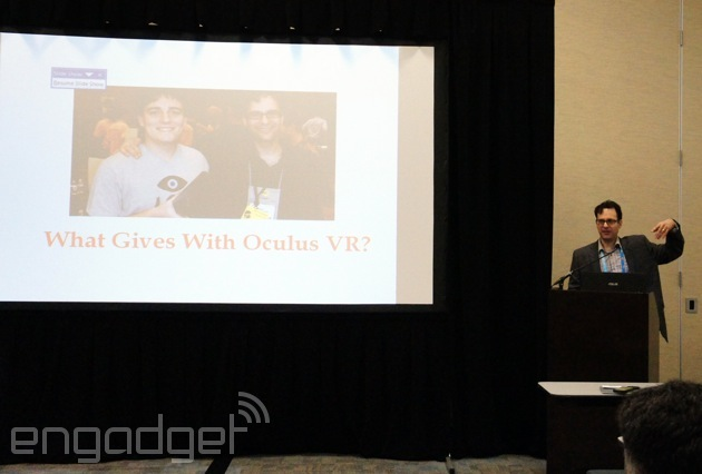 Oculus VR exits first virtual reality collective