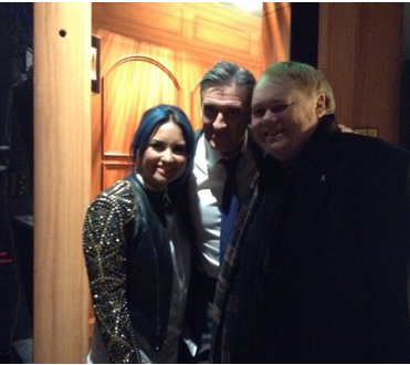 Demi Lovato on Late Late Show Craig Ferguson video