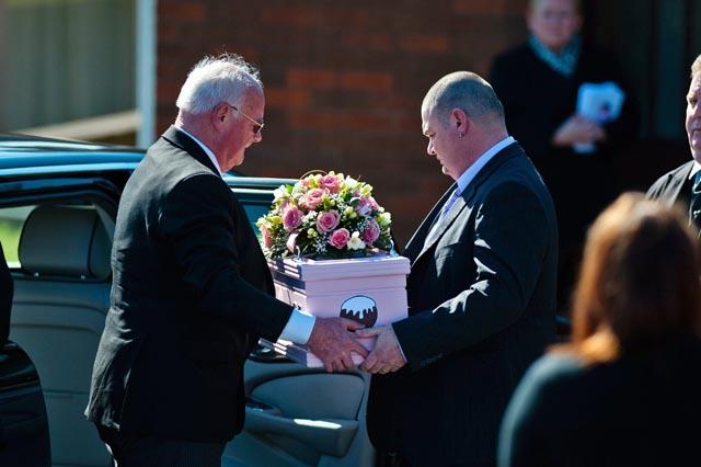 Eliza Mae Mullane funeral