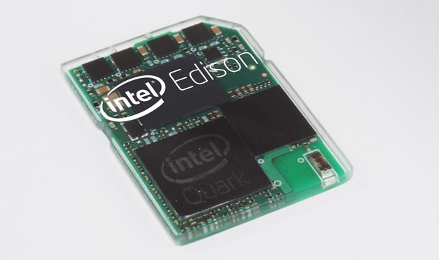 Intel Edison PC