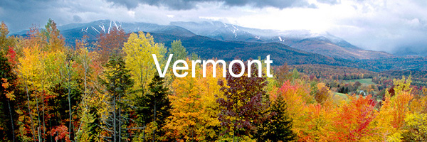 Vermont Foodie Fall Foliage Drive