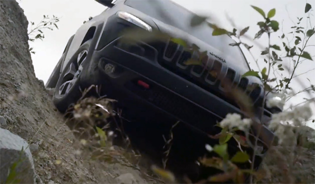 2014 Jeep Cherokee Restless Super Bowl Commercial