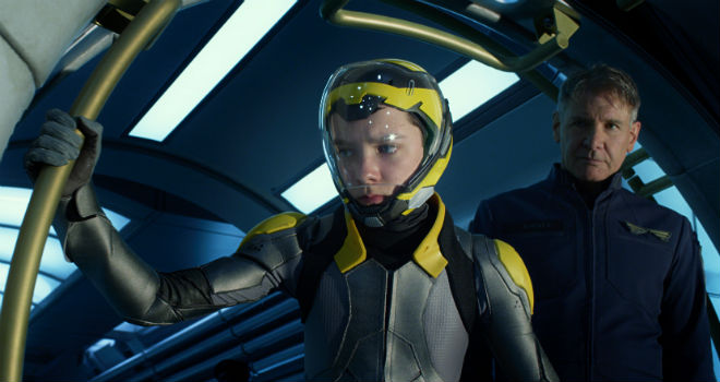 weekend box office ender's game