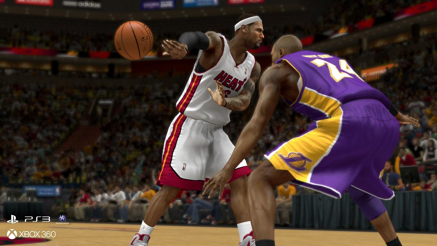 Patch Released for NBA 2K14 On Xbox 1 and P