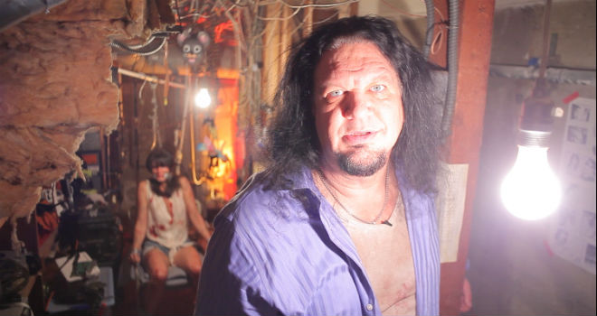 Penn Jillette horror movies