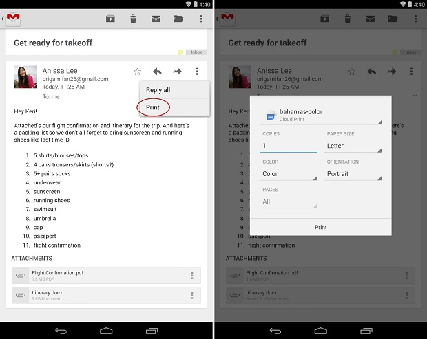 印刷 android pdf 印刷 : Android 版Gmail は Google Play で無料 ...
