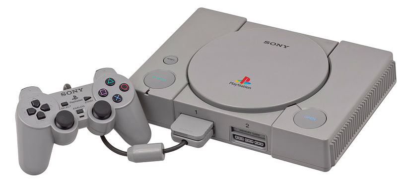 Remembering the PlayStation 1