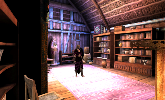 I would love an MMO that features an Antiquarian class, if there's any developers who somehow read this.