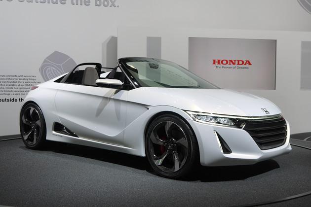 【東京モーターショー2013】ホンダの次世代軽スポーツ「S660」について、担当者に訊いてみた!