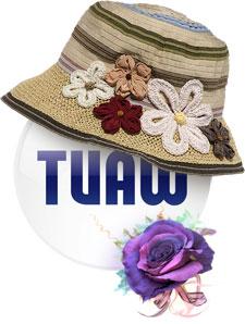 Aunt TUAW hat logo