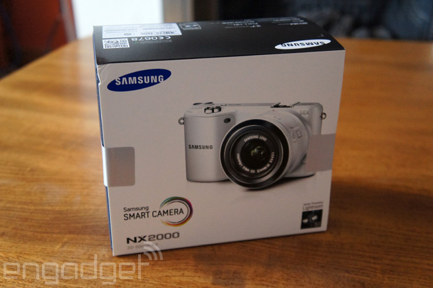 engadget uk giveaway win a samsung nx2000 courtesy of. Black Bedroom Furniture Sets. Home Design Ideas