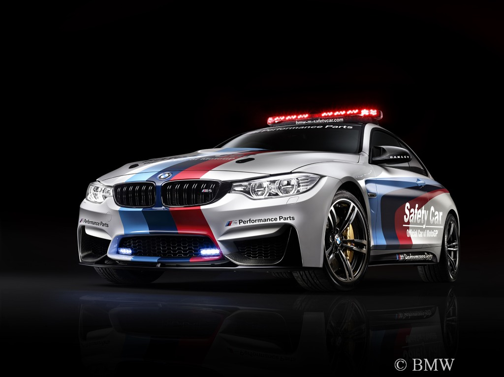 Moto GP, Motorrad weltmeisterschaft, Safety Car, BMW, BMW M4, Bilder, fotos, premiere,  Official Safety Car of MotoGP