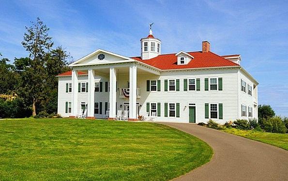 Mount Vernon replica Port Angeles, Washington