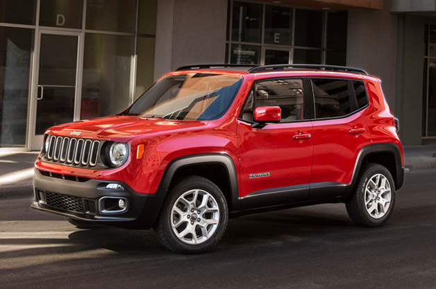 The new Jeep–and it's built in Italy