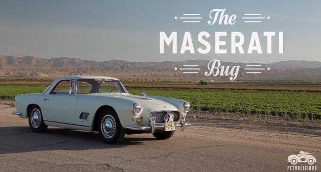 Maserati 3500GT Petrolicious