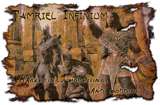 Tamriel Infinium: Marketing, modelling, and modding the Elder Scrolls Online