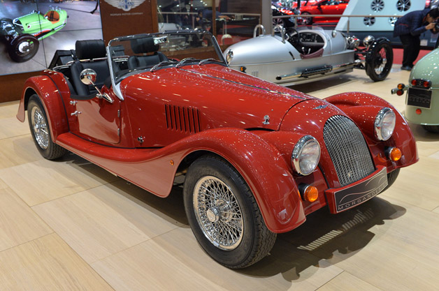 2014 Morgan Plus 4
