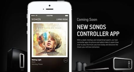 New iOS Controller App for Sonos devices