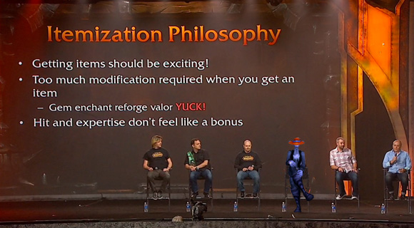 Rfeann sits in on a BlizzCon panel discussion (sorry, Kosak)