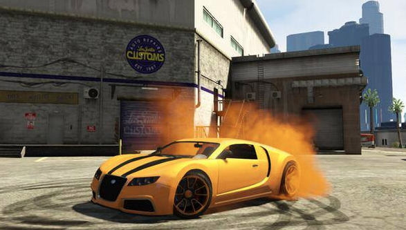 How to Create a Race in Grand Theft Auto 5 Online