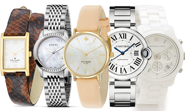 stylish watches womens