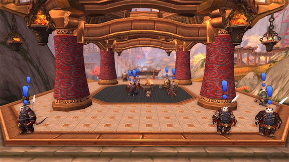 Golden Lotus Daily Quests