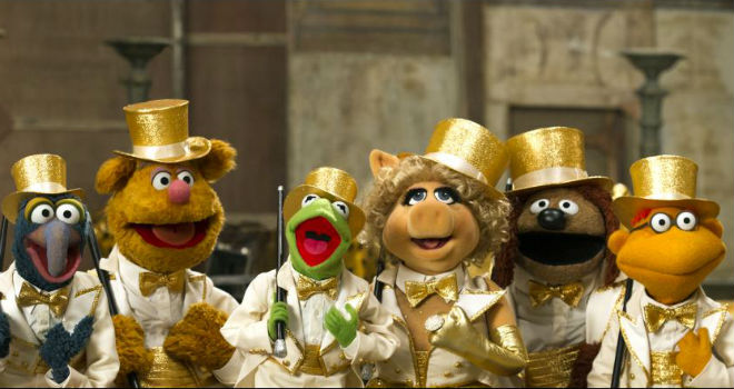 muppets most wanted unscripted