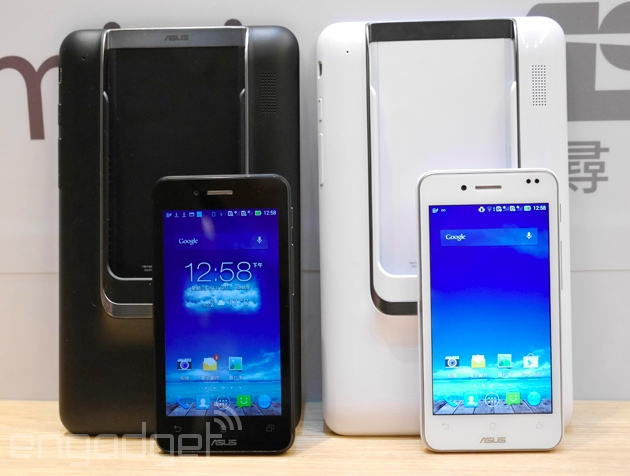 Asus Padfone Mini 7 Inch Tablet 4 3 Inch Phone Combo