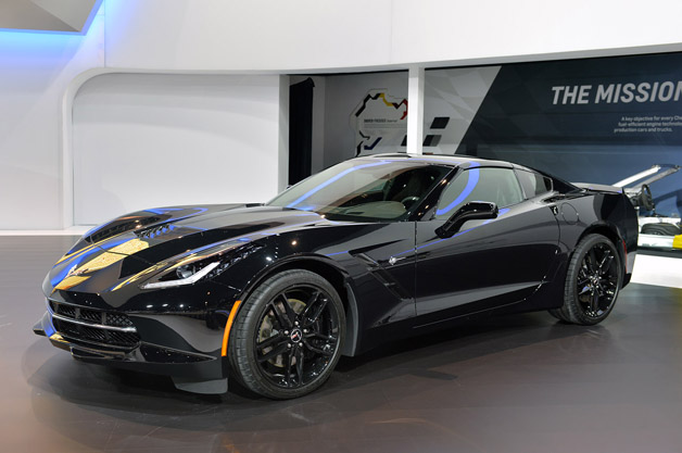 chevrolet corvette stingray black widow comes to the rescue in chicago. Cars Review. Best American Auto & Cars Review