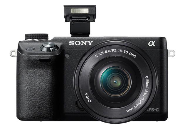 Sony NEX-6 camera