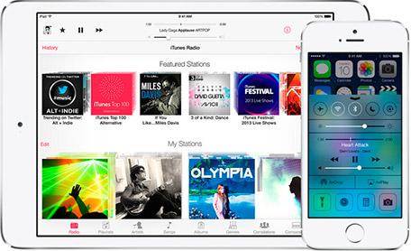 Apple iOS 7 features
