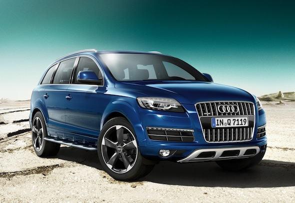 Audi Reveals Two New Additions To The Q Family AOL UK Cars - Aud audi