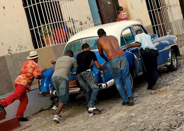 プジョー「508」が2700万円! 新車の購入が解禁になったキューバで、新車価格が4倍に