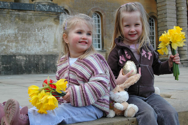 Family activities and things to do for Easter 2014